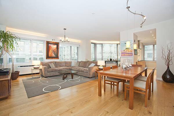 100 w 18th st 4c chelsea new york realdirect for 100 floors 18th floor