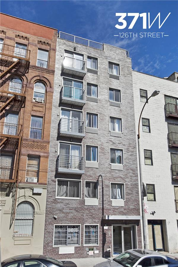371 West 126th Street - 1-A