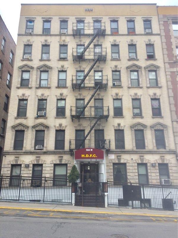 504 West 139th Street Hamilton Heights New York NY