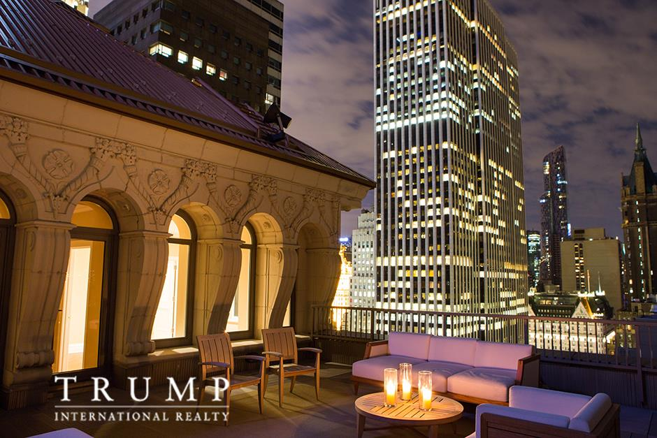 Nyc manhattan new york luxury real estate trump for New york luxury homes