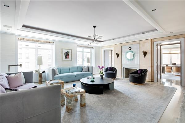 Condominium for Sale at 535 West End Avenue 10-Flr 535 West End Avenue New York, New York 10024 United States