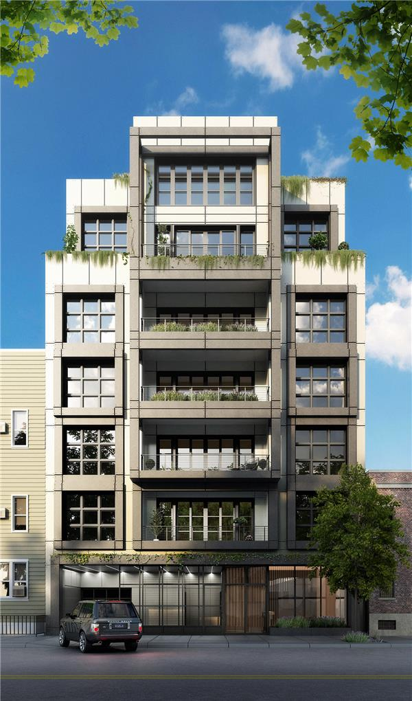 Condominium for Sale at 868 Lorimer on the Park, 868 Lorimer Street 2-A 868 Lorimer Street Brooklyn, New York 11222 United States