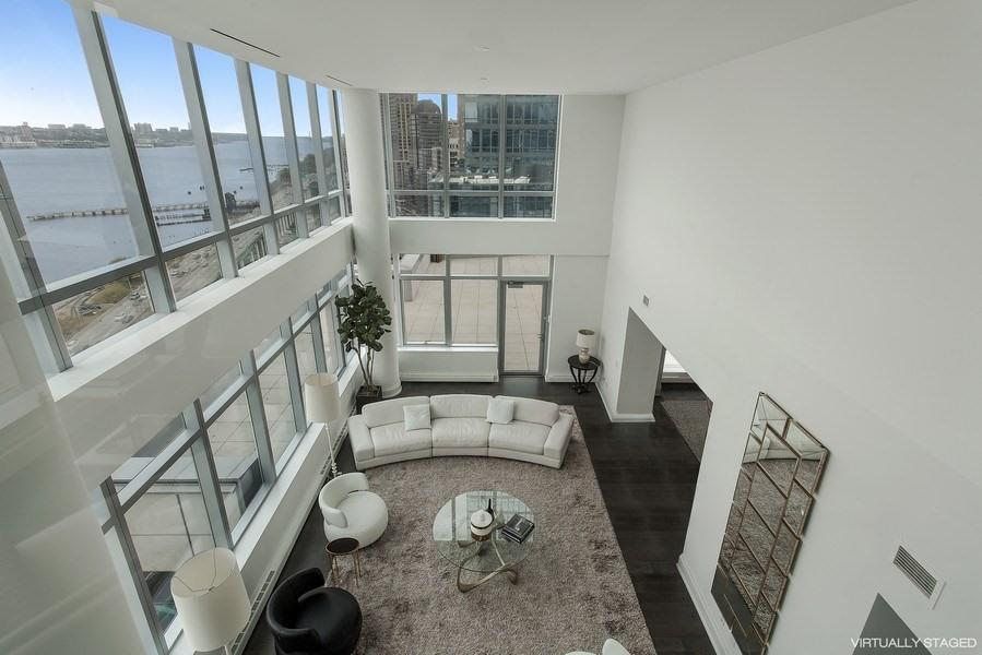 Condominium for Rent at One Riverside Park, 50 Riverside Boulevard 21-A 50 Riverside Boulevard New York, New York 10069 United States