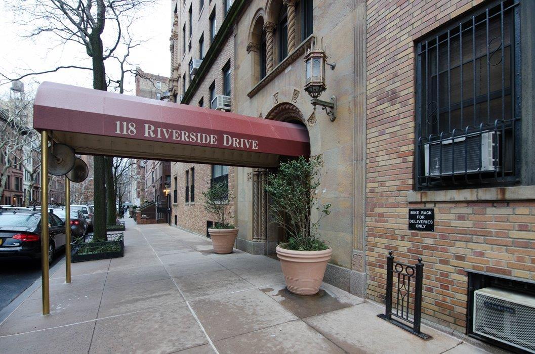 118 Riverside Drive Upper West Side New York NY 10024