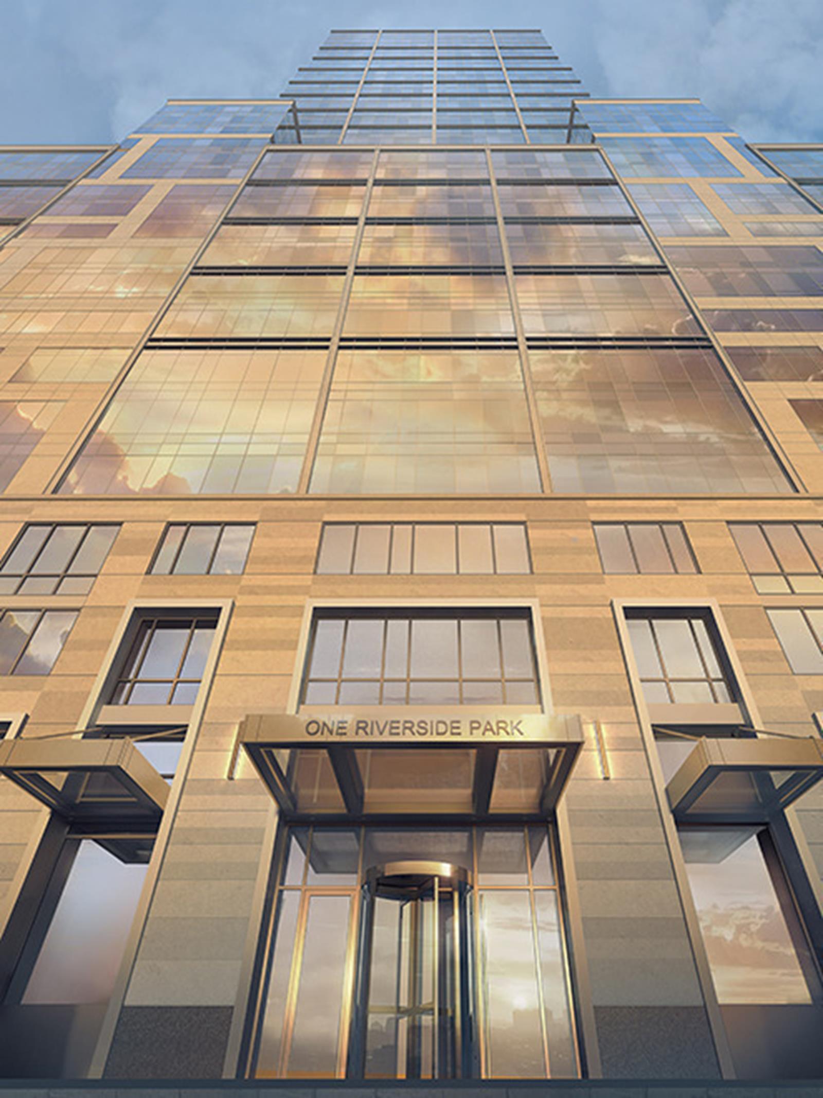 50 Riverside Blvd PH-2A, New York, NY 10069