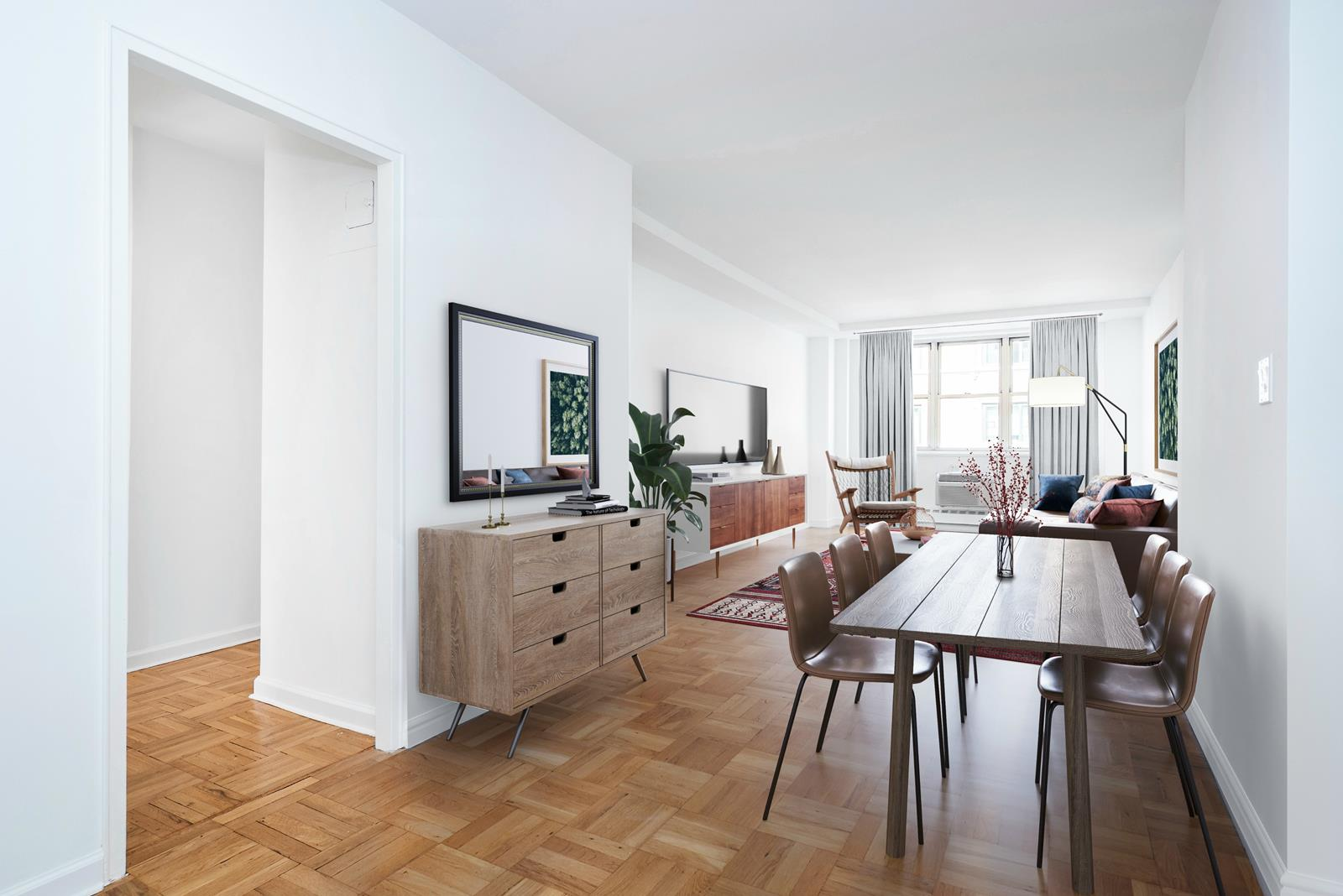 63 East 9th Street Interior Photo