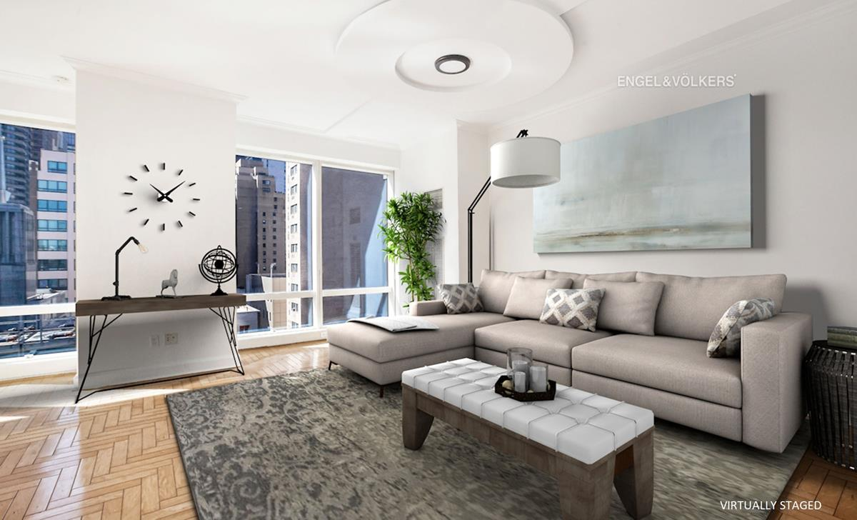 Corcoran, 845 United Nations Plaza, Apt. 63A, Midtown East ...