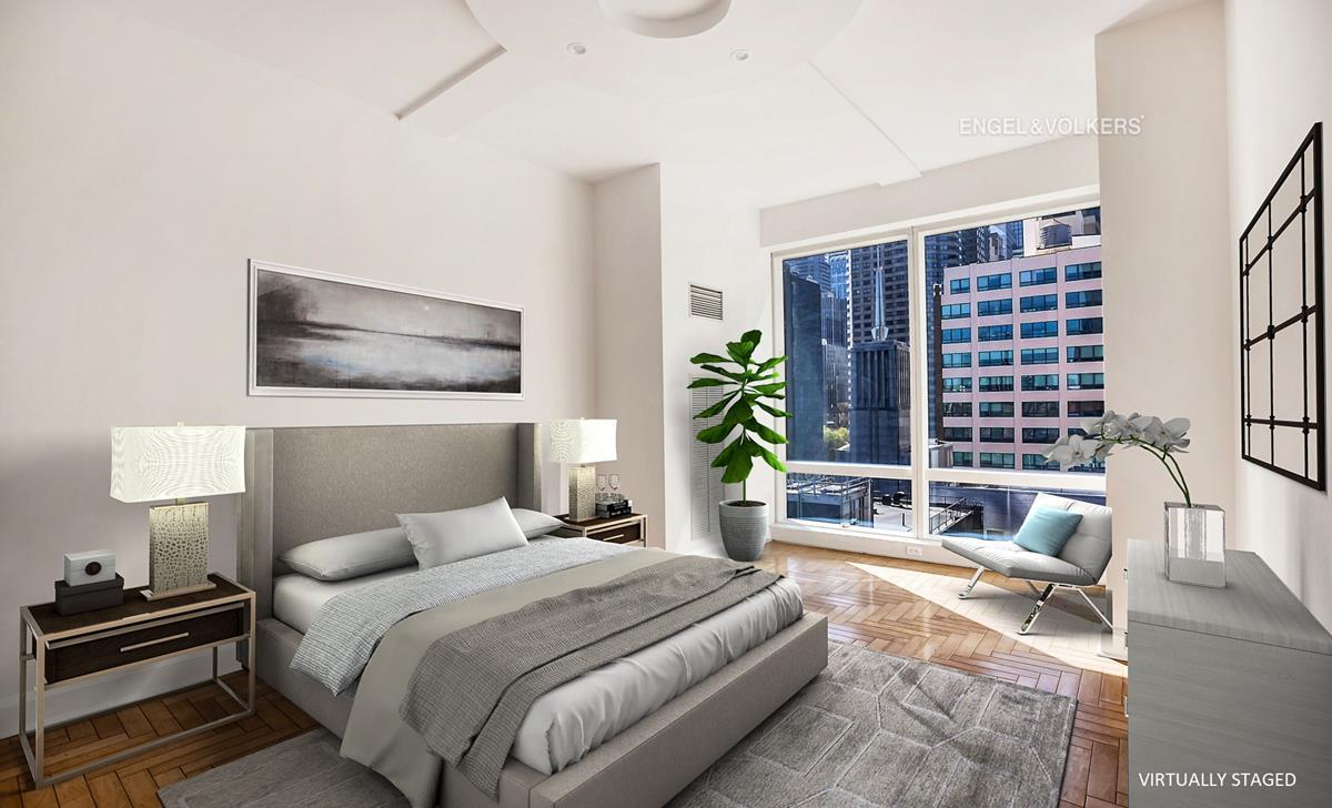Corner 2 Bedroom With Private Balcony Overlooking City ...
