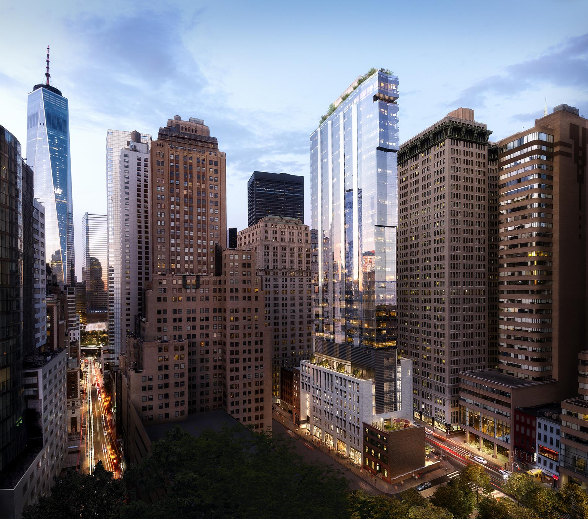 77 Greenwich St 30-A, New York, NY 10006