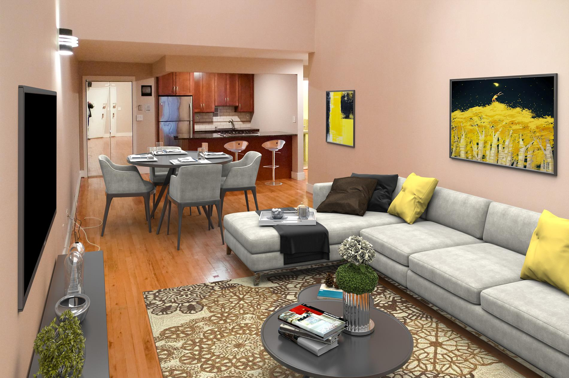356 Broadway, Apt 3-D, Manhattan, New York 10013