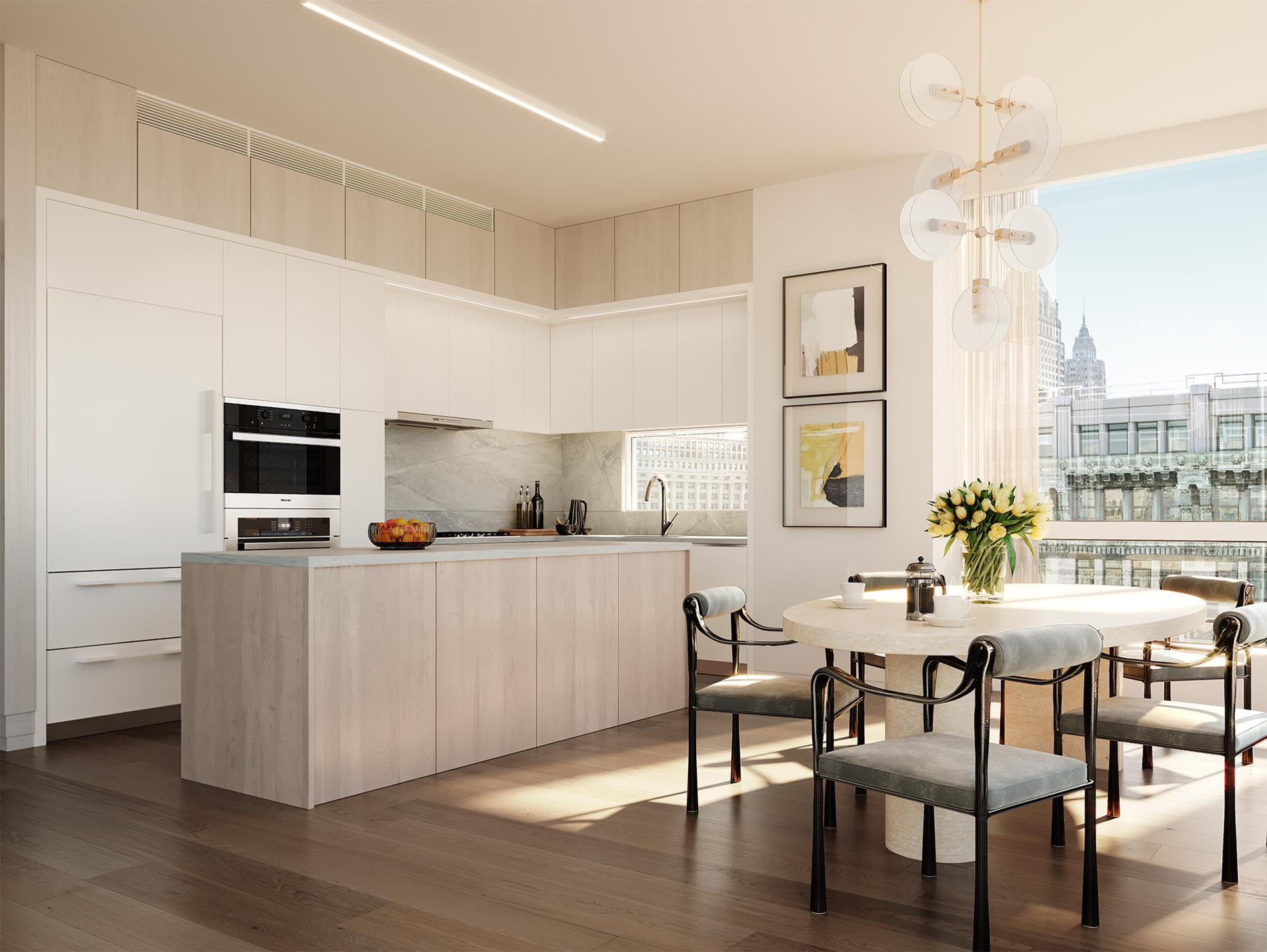Apartment for sale at 77 Greenwich Street, Apt 18-B