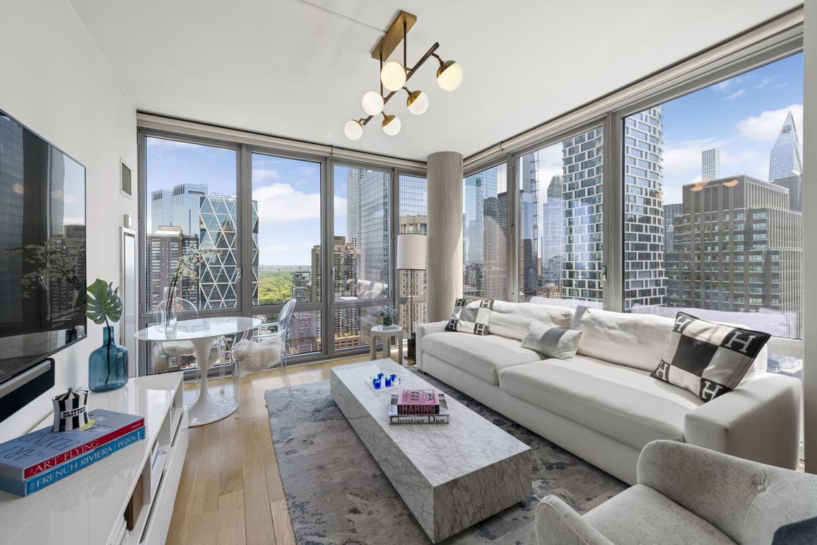 Apartment for sale at 310 West 52nd Street, Apt 40-J