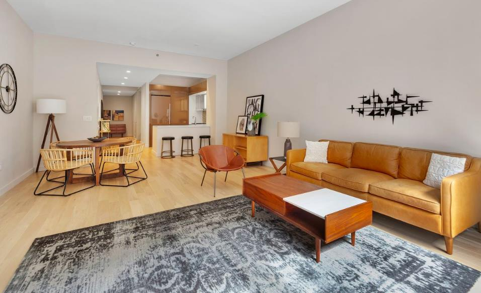 *Eligible for Rent-to-Own Program. Please inquire for further details and Rent-to-Own pricing**Sponsor Unit  no fee, no condo application! Please Call to schedule an appointment for a Virtual Tour or in person showing**The homes office space is virtually staged for different representations*This spectacular and unique studio plus home office unit offers eastern views of Brooklyn and the East River. Residence 35R features over 10 ft lofted ceilings, in-unit washer/dryer, double sink master bathroom vanity in addition to a powder room. Bathroom details such as Botticino semi classic marble flooring and wide plank cerused oak flooring throughout the unit exemplify the top of the line finishes you can expect in this exquisite apartment.The kitchen design is lavished with a true chef's dream space in mind complete with Caeserstone countertops, Boffi lacquered kitchen cabinetry in addition to appliances by Sub-Zero, Liebherr, Bosch, Miele, Electrolux, and Sharp. Bathroom features include Botticino semi classic marble flooring and wide plank cerused oak flooring throughout the apartment exemplify the top of the line finishes you can expect in this exquisite apartment.Building amenities include 24-hour doorman, 24-hour gym with Peloton bikes, 360 degree terrace, terrace lounge, club lounge with billiards, and children's playroom.From shopping at Brookfield Place buzzing with prominent brands such as Le District, Saks Fifth Avenue, Hermes, and Burberry, World Trade Center you'll be nearby it all. With easy access to many subway lines and the Fulton Center, to major food markets and restaurants like Eataly, Nobu, El Vez, Blue Smoke, North End Grill, and many more, there's something for everyone. There's also the South Street Seaport a short distance away with its many shops and eateries situated on the East River with stunning views of Brooklyn and Manhattan's historic bridges.Sponsor Unit  No Board Approval Required!Listing price is net effective.Disclaimer: Please note that