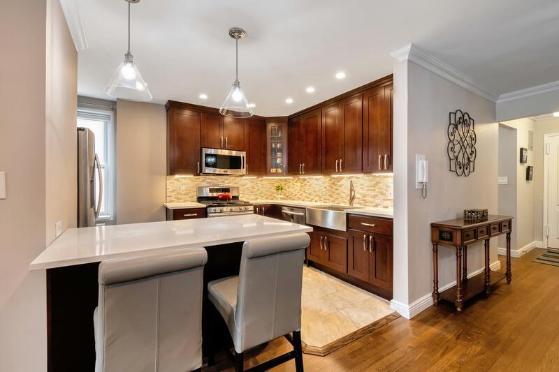 Apartment for sale at 9201 Shore Road, Apt D-611