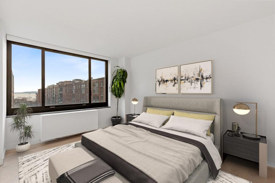 Apartment for sale at 200 Rector Place, Apt 8-K
