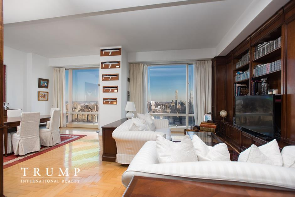 Apartment for sale at 1 Central Park West, Apt 46-B
