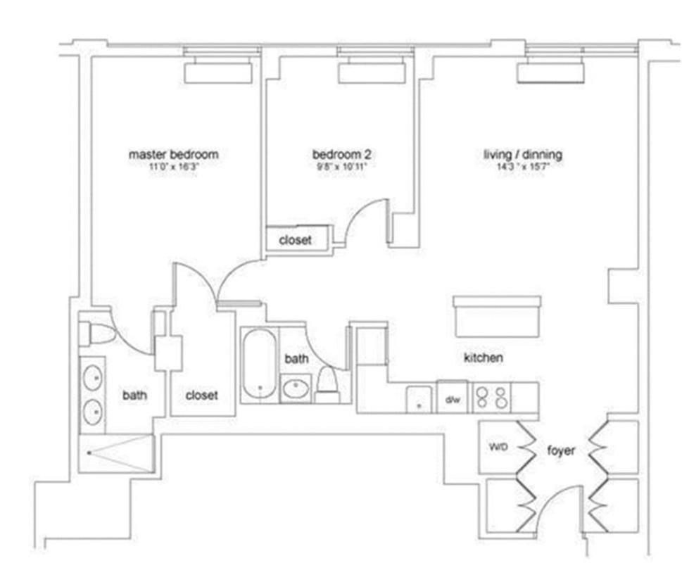 Apartment for sale at 44-27 Purves Street, Apt 6-B