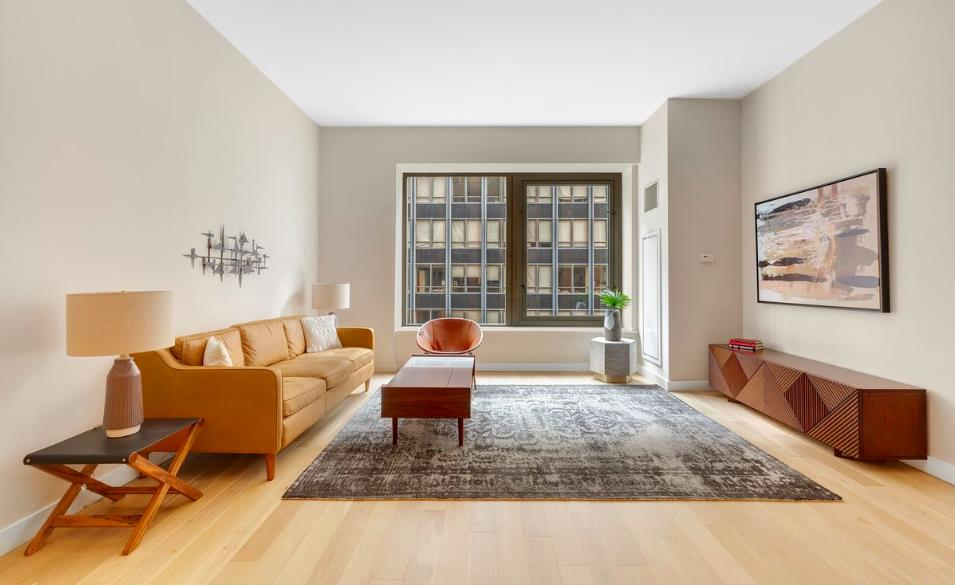 *Eligible for Rent-to-Own Program. Please inquire for further details and Rent-to-Own pricing**Sponsor Unit  no fee, no condo application! Please call to schedule an appointment for a virtual tour or an in person showing**The homes office space is virtually staged for different representations**Current rental price is available only for leases that are signed and payments received by December 15, 2020. Please inquire for specific pricing on 8, 12, and 18 mth leases.*Awake in this extra spacious studio home office featuring over 10 feet high lofted ceilings, in-unit washer/dryer, abundant closet space, and a dazzling city view you will not want to miss.The kitchen design is lavished with a true chef's dream space in mind complete with Caeserstone countertops, Boffi lacquered kitchen cabinetry in addition to appliances by Sub-Zero, Liebherr, Bosch, Miele, Electrolux, and Sharp. Bathroom features include Botticino semi classic marble flooring and wide plank cerused oak flooring throughout the apartment exemplify the top of the line finishes you can expect in this exquisite apartment.Building amenities include 24-hour doorman, 24-hour gym with Peloton bikes, 360 degree terrace, terrace lounge, club lounge with billiards, and children's playroom.From shopping at Brookfield Place buzzing with prominent brands such as Le District, Saks Fifth Avenue, Hermes, and Burberry, World Trade Center you'll be nearby it all. With easy access to many subway lines and the Fulton Center, to major food markets and restaurants like Eataly, Nobu, El Vez, Blue Smoke, North End Grill, and many more, there's something for everyone. There's also the South Street Seaport a short distance away with its many shops and eateries situated on the East River with stunning views of Brooklyn and Manhattan's historic bridges.Sponsor Unit  No Board Approval Required!Disclaimer: Photos are representative images of a similar unit in the building. Please note that images of new lobby above are renderings. Di