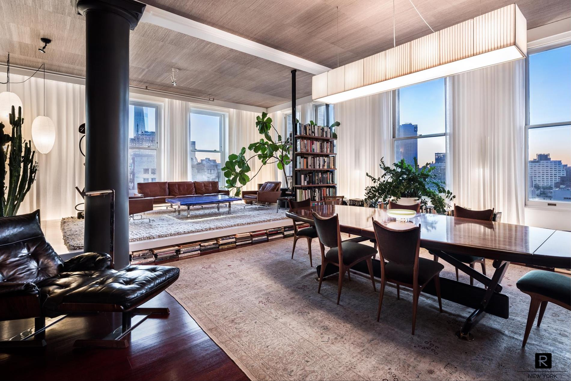 158 Mercer Street Interior Photo