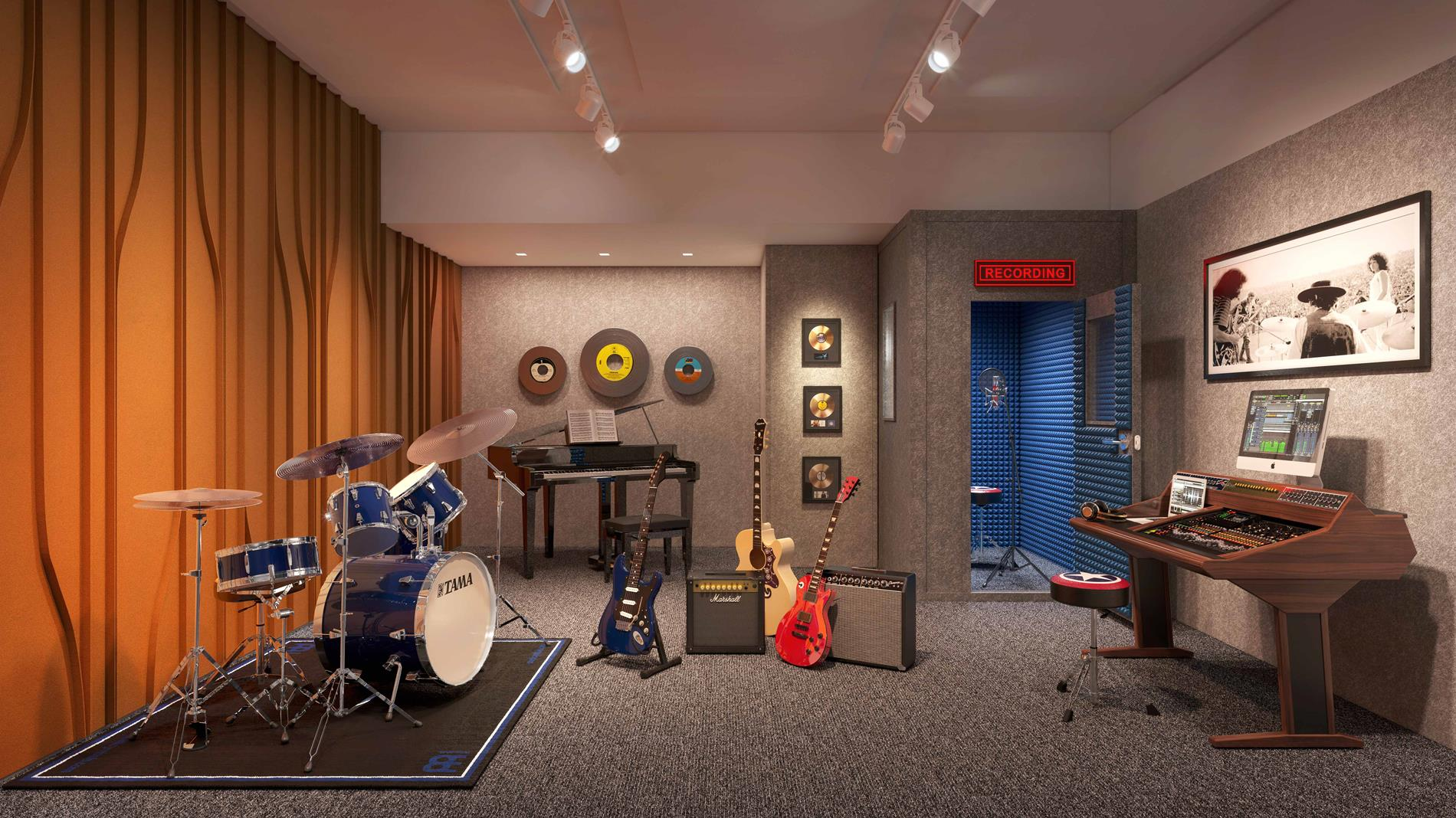378 West End Avenue Interior Photo