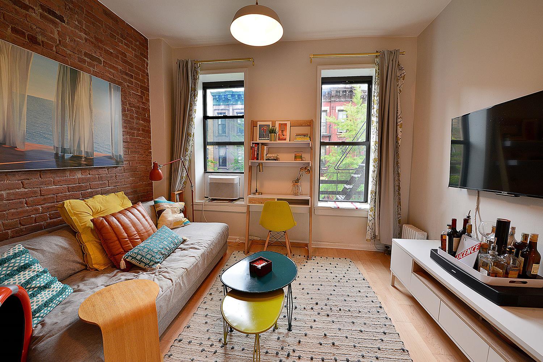 415 West 46th Street Interior Photo
