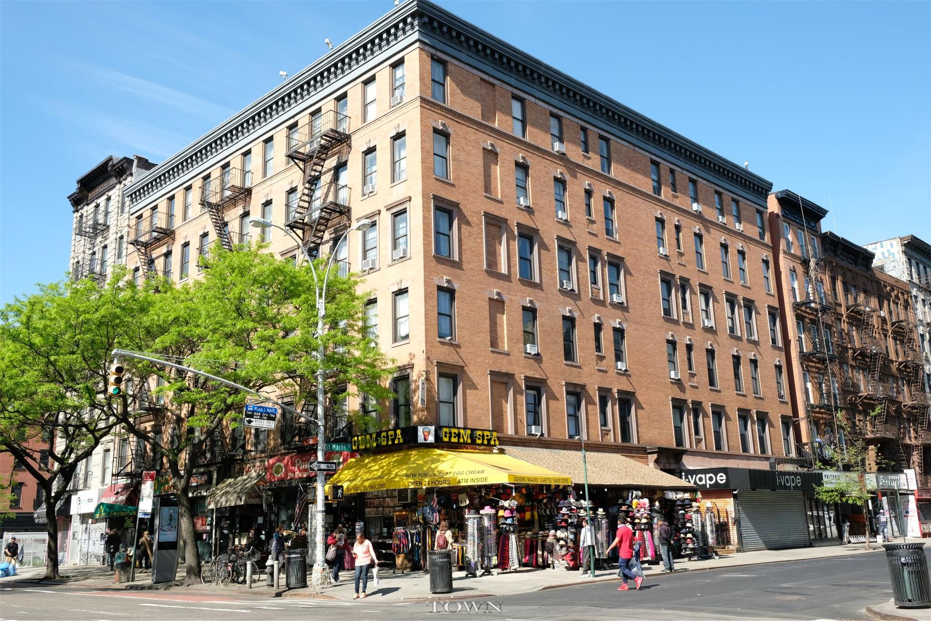 Rentals for Rent at E. Greenwich Village New York, New York 10003 United States
