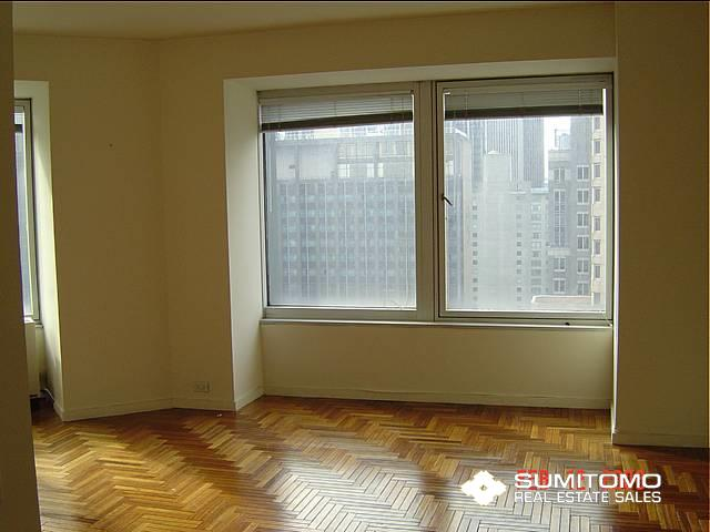 South and East exposures. Very bright. Close to subways, buses, Central Park, Supermarkets. Health club and swimming pool in the building. Washer and dryer on each floor.