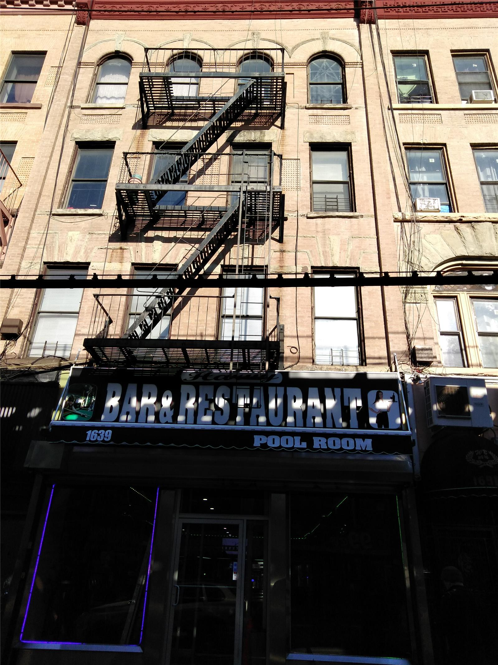 Multi-Family Home for Sale at 1639 Broadway 1639 Broadway Brooklyn, New York 11207 United States