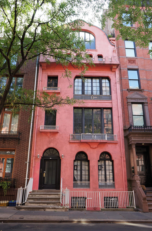 114 Waverly Place, Greenwich Village, New York