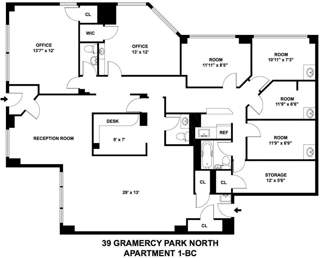 39 Gramercy Park North