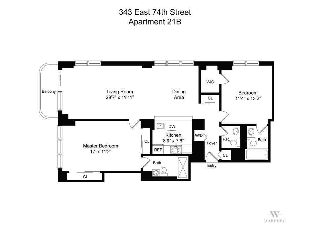 343 E 74th St Apt 21b Upper East Side Ny 10021