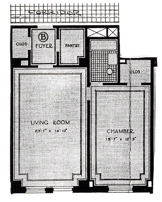 111 e 56th st 1101 midtown new york realdirect for 111 elizabeth street floor plan