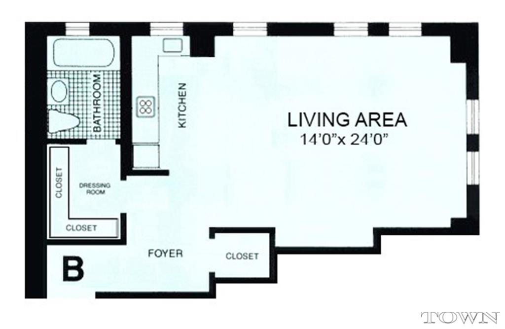 Town residential for 116 west 23rd street 5th floor new york ny 10011