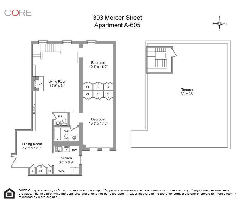 303 Mercer ST.