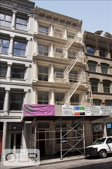 111 Mercer Street