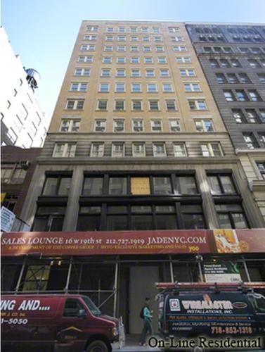16 West 19th Street Flatiron District New York NY