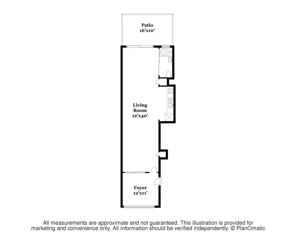 共管式独立产权公寓 为 销售 在 1311 Pacific Street, Unit #101 1311 Pacific Street, Unit #101 布鲁克林, 纽约州 11216 美国