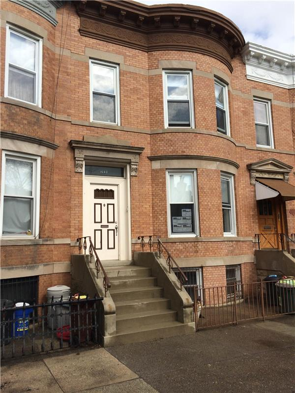 Single Family Home for Sale at 1640 10th Avenue Brooklyn, New York 11215 United States