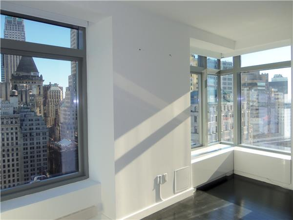 Condominio por un Alquiler en W-Downtown-Hotel-Residences-NO-FEE New York, Nueva York 10006 Estados Unidos