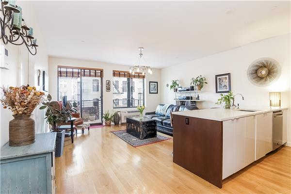 Additional photo for property listing at 727 Prospect Place Apt. 2B  Brooklyn, New York 11216 United States