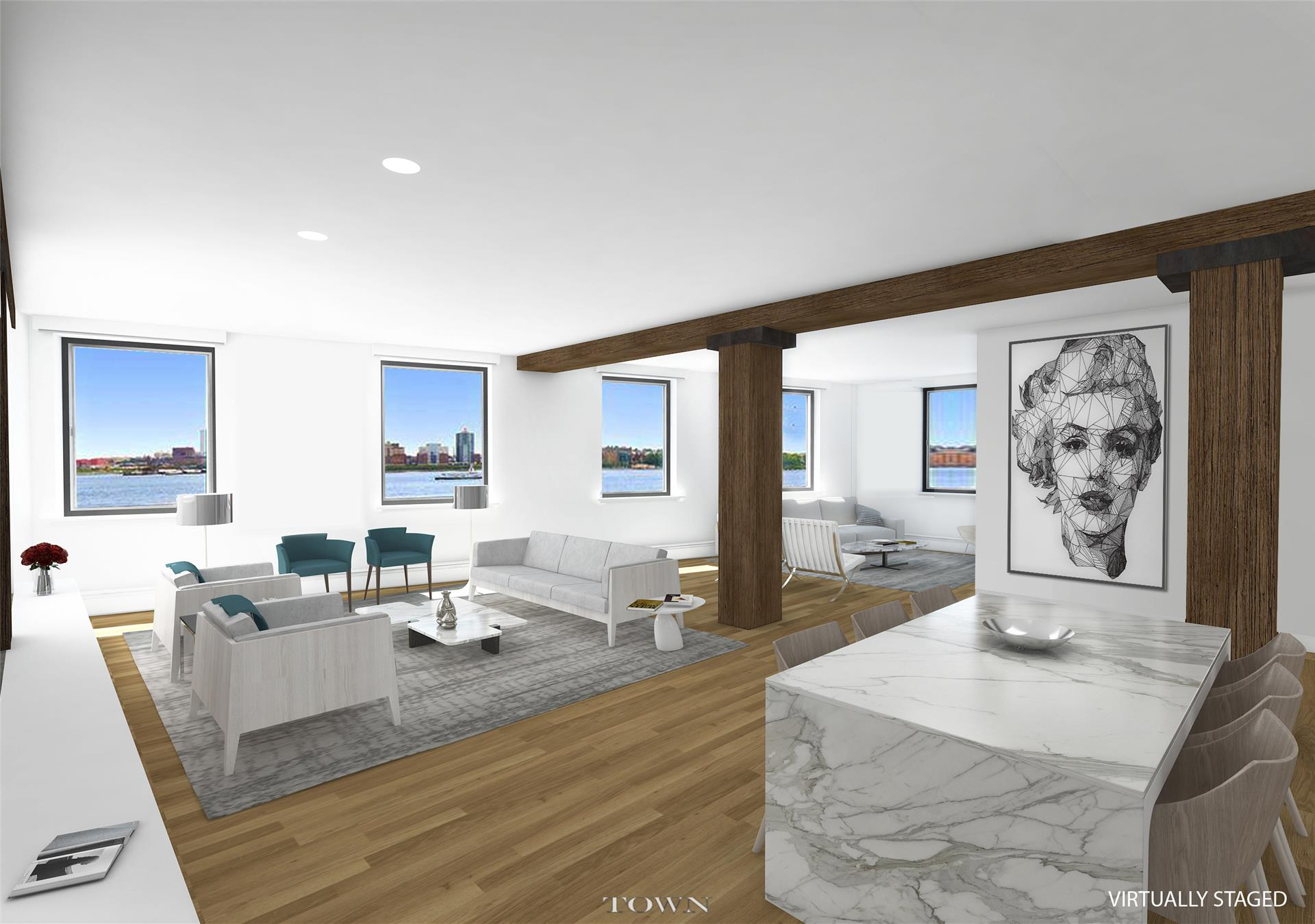 Co-op for Sale at 166 Bank Street, #6-B 166 Bank Street New York, New York 10014 United States