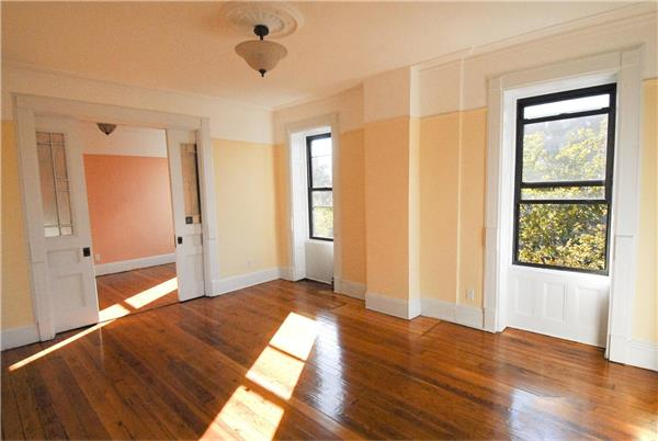 Single Family Home for Rent at 393 Lewis Avenue 3 Bedroom in Historic Stuyvesant Heights Brooklyn, New York 11233 United States