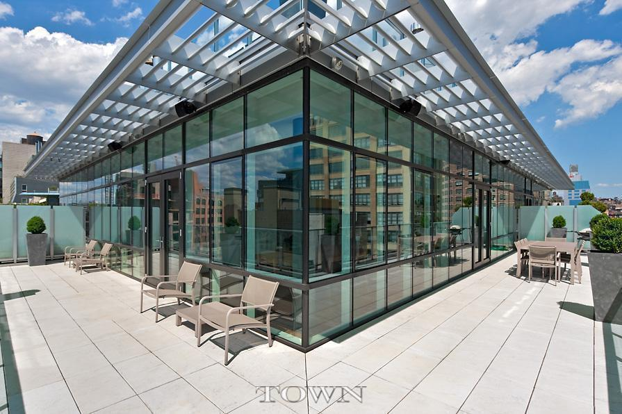 Condominium for Rent at The Zinc Building, 475 Greenwich Street, #ph-6a 475 Greenwich Street New York, New York 10013 United States