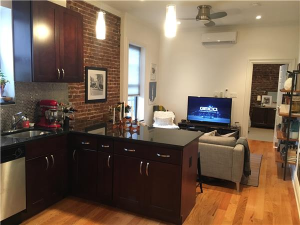 Single Family Home for Rent at 857 Union Street #3-C Brooklyn, New York 11215 United States