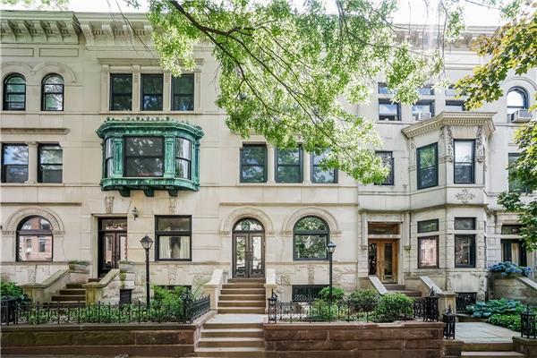 Single Family Home for Rent at Modern Majestic Townhouse in Park Slope Brooklyn, New York 11215 United States