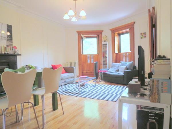 独户住宅 为 出租 在 One Bedroom w Office in Prospect Hts near Transportaion and Park 布鲁克林, 纽约州 11238 美国