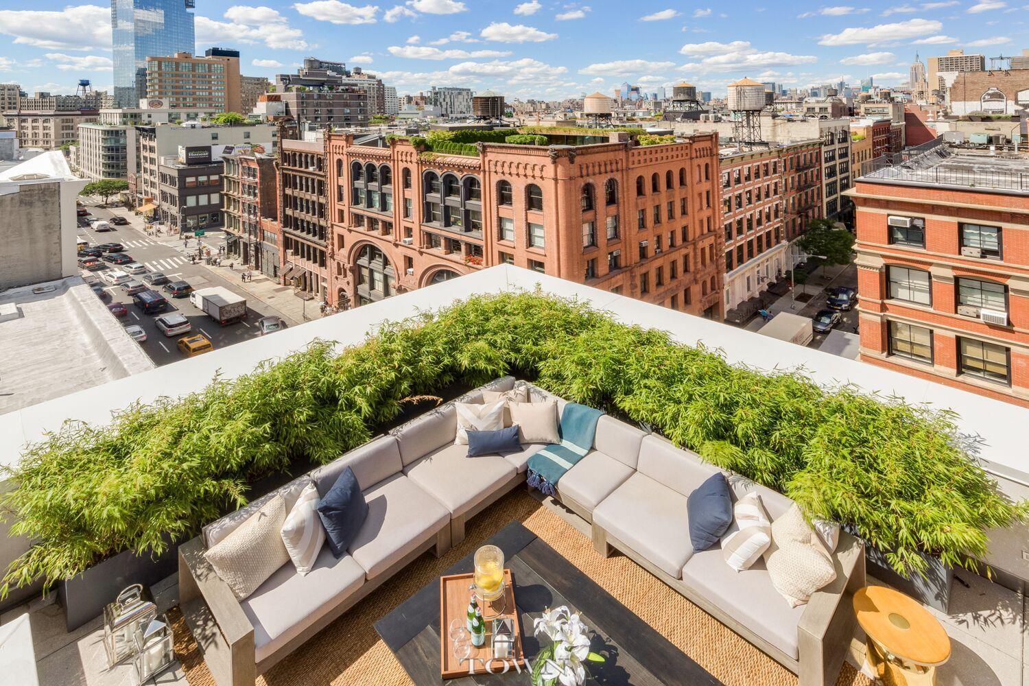 Condominium for Sale at 52 Wooster Street, #ph 52 Wooster Street New York, New York 10013 United States