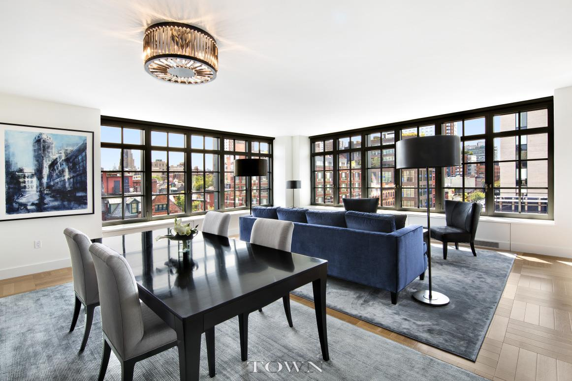 Condominium for Sale at 500 West 21st Street, #7-C 500 West 21st Street New York, New York 10011 United States