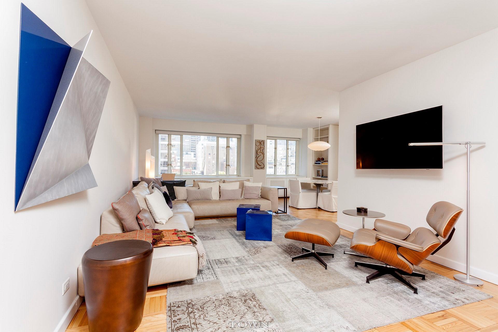 Condominio por un Alquiler en Beekman Town House, 166 East 63rd Street, #10-A 166 East 63rd Street New York, Nueva York 10065 Estados Unidos