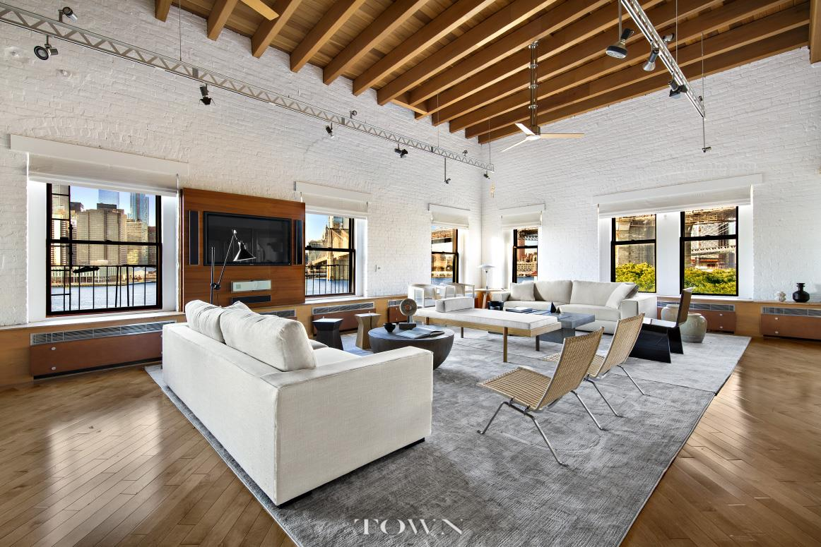 Co-op for Sale at 8 Old Fulton Street, #ph-N 8 Old Fulton Street Brooklyn, New York 11201 United States